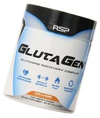 RSP Nutrition Glutagen Powder, Orange, 10.6 OZ