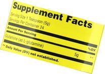 Universal Nutrition Glutamine Powder, 120-Grams