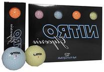 Nitro Nitro Glycerin Golf Balls