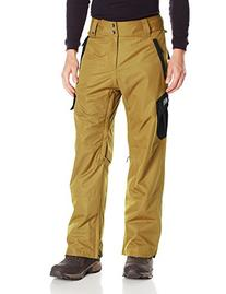 neff Men's Gnargo Mens Pant, Tan, Large