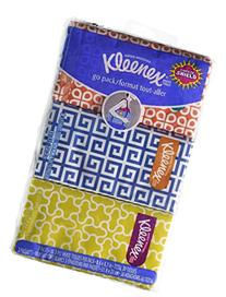 Kleenex Go Pack Facial Tissues, 10 Count