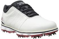 Skechers Performance Men's Go Golf Pro Golf Shoe, White/Navy