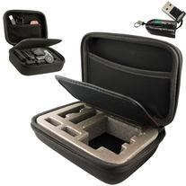 ChargerCity Exclusive GoPro Multi-Compartment Hard Case for
