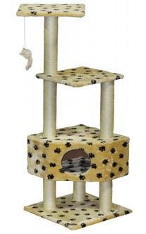 Go Pet Club 51-inch Faux Fur Cat Tree