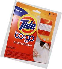 Tide To Go Stain Eraser, 4-Ct Box