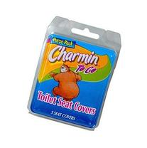 Charmin Toilet Seat Cover Size 5ct