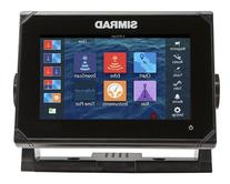 "Simrad GO7 7"" Multi-touch Chartplotter with Built in"