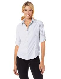 White Sierra Women's Gobi Desert Long Sleeve Shirt, Medium,