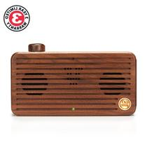 Premium Hand Crafted Wood Bluetooth Speaker with NFC