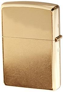 Zippo Gold Dust Pocket Lighter