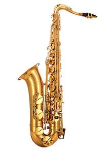 Glory Gold Laquer B Flat Tenor Saxophone with Case,10pc