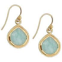 Chan Luu 18K Gold-Plated Sterling Silver Drop Earrings
