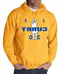 """Golden State Warriors Steph Curry """"AIR CURRY"""" Hooded"""