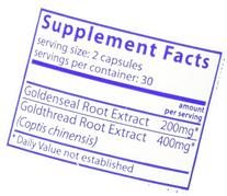 Vital Nutrients - Goldenseal Plus - Supports Healthy Immune