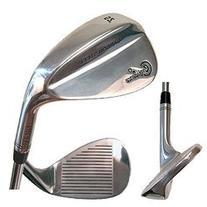 Confidence Golf Carbon Steel 6406 Lob Wedge Chrome Finish