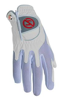Zero Friction Women's Golf Gloves, Left Hand, One Size,