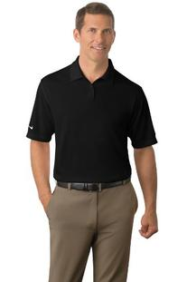 NIKE GOLF Short Sleeve Dri-FIT Pebble Texture Polo Sport