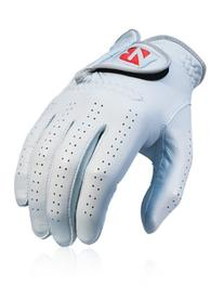Bridgestone Golf Men's Tour Premium Glove, White, Right Hand