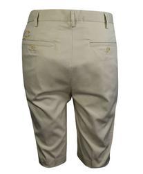 New Ray Cook- Basic Golf Shorts- Stone *Size 36
