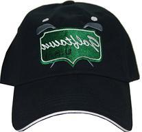 INTECH Cap America Golf Town Adjustable Hat, Black
