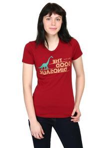 Womens The Good Dinosaur Logo T-Shirt