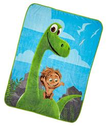 "Disney/Pixar Good Dinosaur Plush Throw, 50"" x 60"
