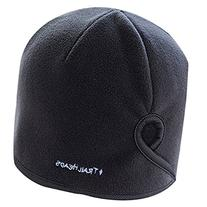 TrailHeads Women's Running Ponytail Hat - black / black