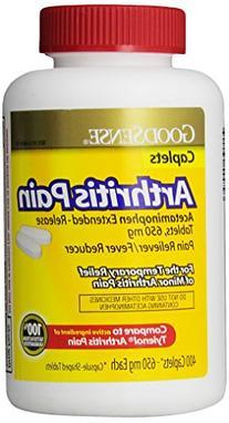 GoodSense Arthritis Pain Acetaminophen Extended-Release