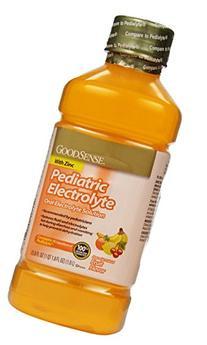GoodSense Pedia Electrolyte Liquid, Fruit, 33.8 Fluid Ounce