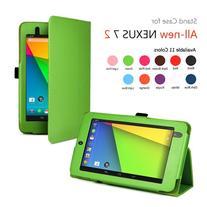 TNP Google Nexus 7 FHD 2nd Gen Case  - Slim Fit Synthetic
