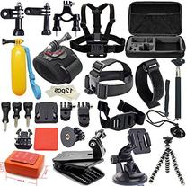Soft Digits Accessories Kit for GoPro Hero 5 4 3+ 3 2 1