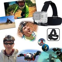 Xtech Black / Silver Edition Accessories Kit for GoPro HERO4