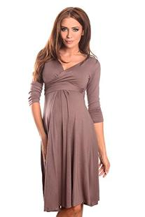 Gorgeous Maternity And Pregnancy Dress Vneck 4400 Variety of
