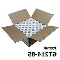 Gorilla Supply Thermal Paper Rolls 2-1/4 X 85ft Vx510 Vx570 FD50 T4220