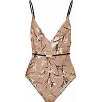 Zimmermann Gossamer printed swimsuit