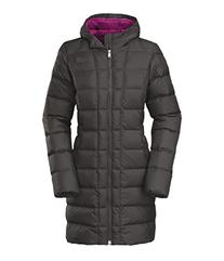 The North Face Women's Gotham Parka Graphite Grey X-Large