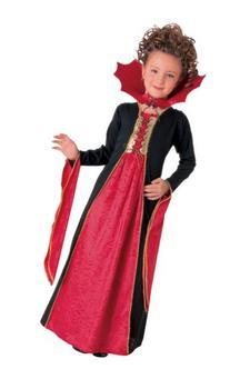 Gothic Vampiress Costume, Medium