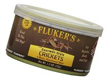 Fluker's Gourmet Canned Food for Reptiles, Fish, Birds and