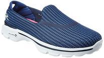 Skechers Women's GOwalk 3 Slip On Sneakers  - 10.0 M