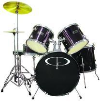 GP Percussion GP100BK D&A H-0600 Hydra Quick, Folding 6,