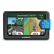 GPS Navigator, w/ Map & Traffic, 4.3 In