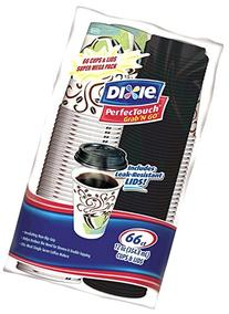 Dixie Grab 'n Go Cups and Libs Mega Pack - 66 ct