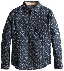 Burton Grace Woven Shirt - Long-Sleeve - Girls' Winter Dot,