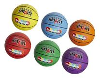 School Smart Gradeballs Rubber Basketballs - Junior Size -