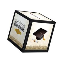 Creative Converting Graduation Card Holder Box Cap and Gown