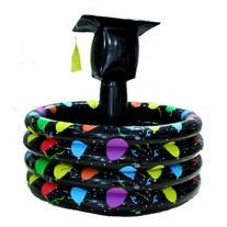 Graduation Hat Inflatable Cooler Party Supplies by FUN