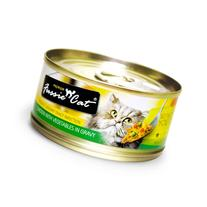 Fussie Cat Chicken & Veg Case 24 2.8oz Can