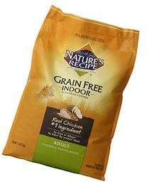 Nature's Recipe Grain Free Indoor Chicken and Potato Recipe