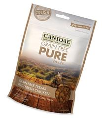 CANIDAE Grain Free PURE Taste Cat Treats with Fresh Chicken
