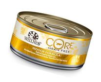 Wellness CORE Natural Grain Free Wet Canned Cat Food, Indoor